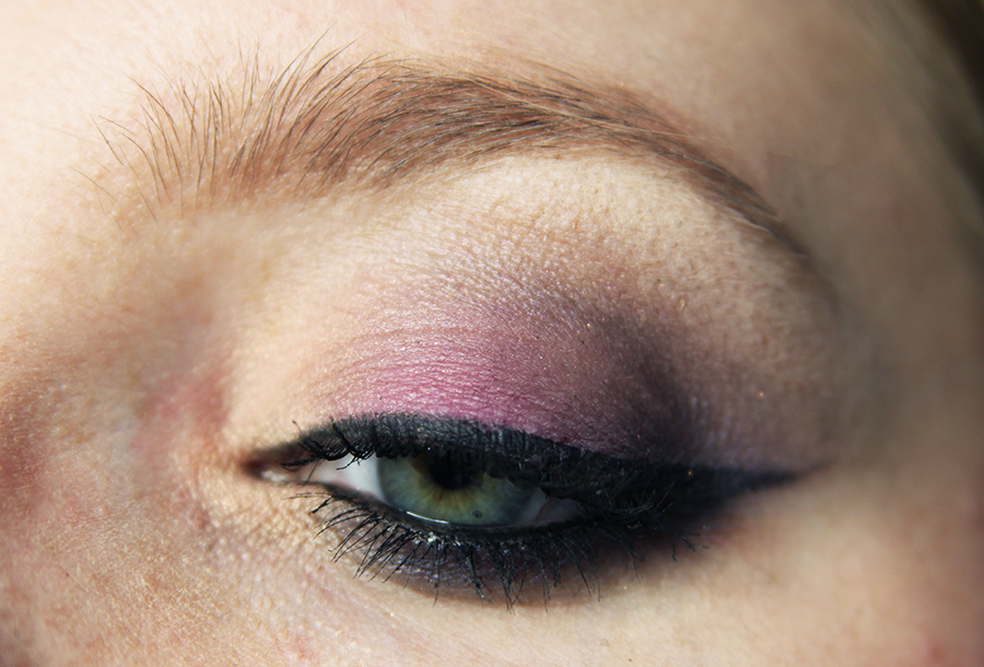 pure purple look