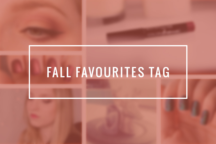 fall favourites tag