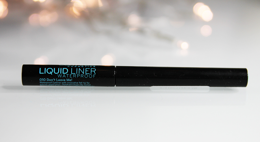 catrice liquid eyeliner waterproof 010 don't leave me