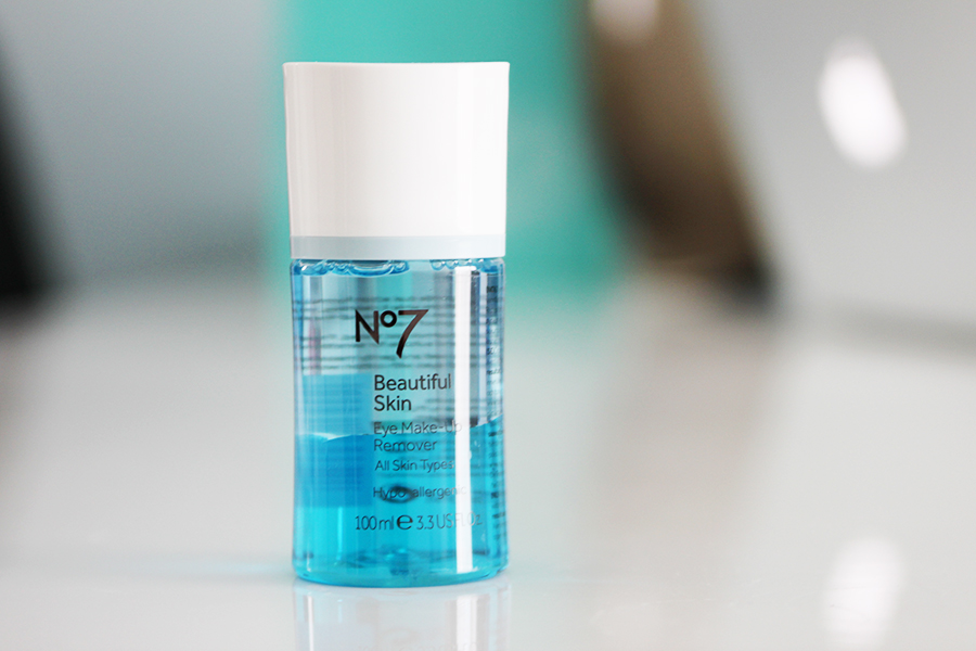 Boots No7 Eye Makeup remover