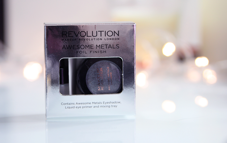 makeup revolution awesome metals eye foils
